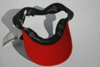Utah Utes Under Armour Visor Hat Football Golf Baseball Cap Flex Fit