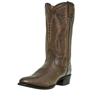 dan post sabine r toe cowboy boot chocolate style dp2293