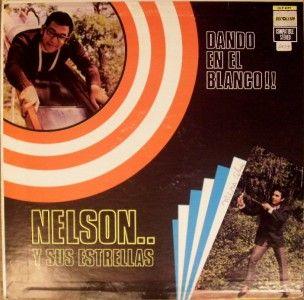 LP Latin Nelson Y Sus Estrellas Dando El Blanco El Guaguanco Listen