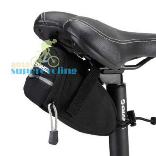 2012 New Mini Cycling Bicycle Bike Saddle Outdoor Pouch Under Seat