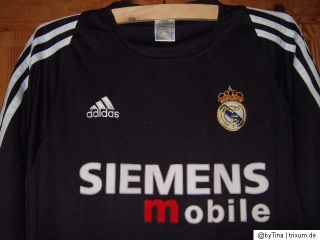 Adidas Real Madrid Spain Away Jersey Size Men XL