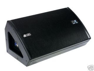 DB Technologies DVX DM 15 Active Stage Monitor 2 Way