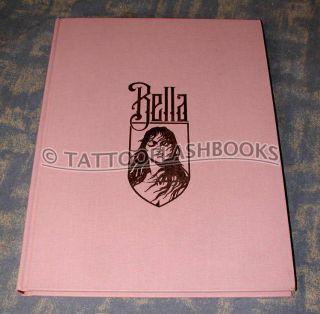 Bella Tattoo Gun Kit Old School Traditional Sailor Jerry Machine Flash