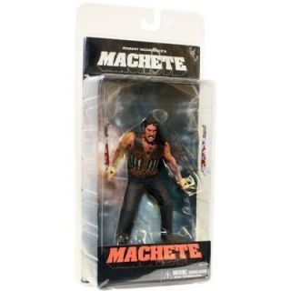 NECA Cult Classics Machete 7 Movie Figure Danny Trejo