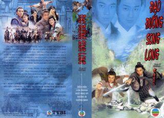 Dao Duong Song Long Bo 6 DVDs Phim Kiem Hiep 42 Tap