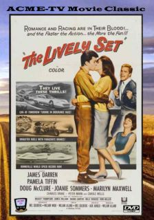 The Lively Set starring James Darren Pamela Tiffen Doug McClure