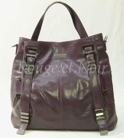 Sale Michael Kors Darrington XL Shoulder Tote Bag Violet