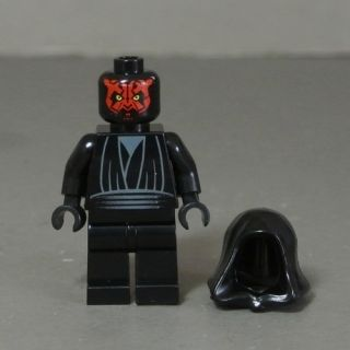 Lego Minifigures Star Wars Darth Maul Figure
