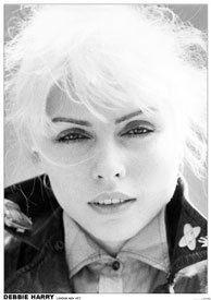 Deborah Debbie Harry Blondie New Wave Punk Rock Sexy Poster Print RARE