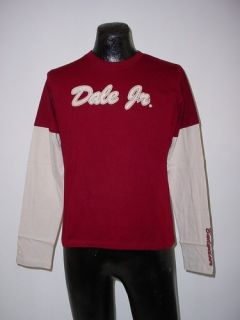 Dale Earnhardt Jr Layered Ladies Shirt Chase Authentic