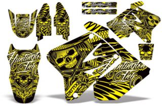 AMR Graphics Decal Kit Suzuki RM 125 250 RM125 01 08 Hi