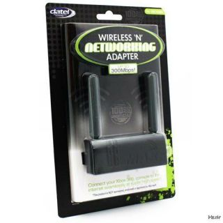 Xbox 360 Wireless Network A B G N Adapter Datel New Internet
