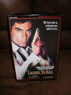 "12in Action Figure ""Robert Davi as Franz Sanchez Villian 007"