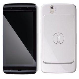 Super Mint AT&T Dell Streak Mini 5 M01M White Smartphone Android