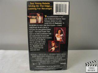 Roadracers VHS David Arquette Salma Hayek John Hawkes Robert Rodriguez