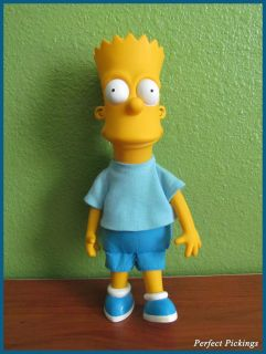 Collectible   Dandee   Dan Dee   Bart Simpson Toy / Doll   1990   The