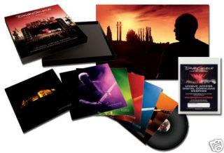 David Gilmour Live in Gdansk 5 LP Box Set SEALED