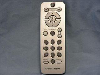 DELPHI SKYFi XM SATELLITE RADIO, SA50000, WITH VEHICLE KIT