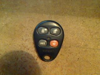 Viper Security Alarm Remote Keyless Entry Key Fob EZSDEI476
