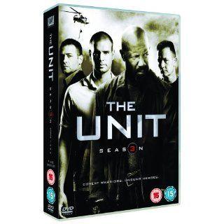 The Unit The Complete Season Series 3 4 Disc DVD Box Set