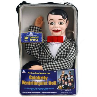 DANNY ODAY VENTRILOQUIST DUMMY DOLL PUPPET NEW