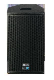 DVX D8 8 Two Way Powered Speaker DB Technologies