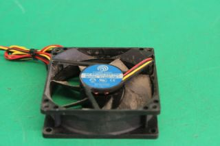 Power Logic DC 12V Brushless Fan Model PL80S12M 1
