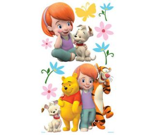 44 Darby Buster Tigger Pooh Decor Decals Wall Stickers