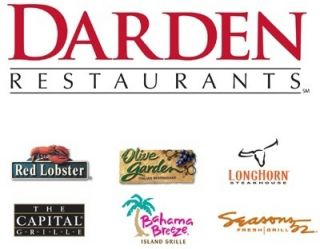 Darden Gift Card 25 Olive Garden Red Lobster More