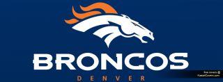 Denver Broncos Reebok NFL Knowshon Moreno Jersey Size 52 (XL)