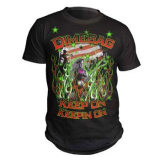 Pantera Dimebag Darrell Tribute T Shirt Medium Large XL