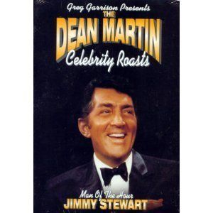 Dean Martin Celebrity Roasts DVD Jimmy Stewart