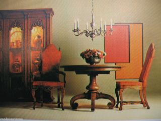 Interior Decorating 1967   Mid Century Furniture +Ideas