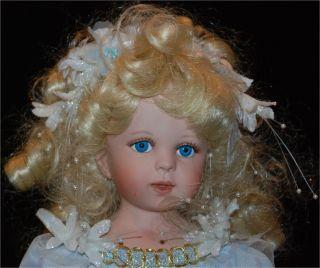 Doll Ashton Drake Brigitte Deval Fairy Tale Princess Beautiful