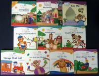 Disney Baby Einstein 10 Board Books Lot Toddler New Preschool See Spy