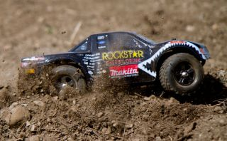 Atomik Metal Mulisha Brian Deegan 118 Scale ford Raptor 150 RC Truck
