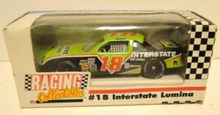 1992 RCI/RCA Dale Jarrett #18 Interstate Batteries Chevy Lumina 1/64