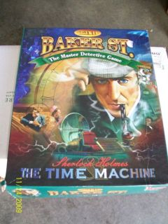 the master detective game the time machine ages 12 and up 2 to 6