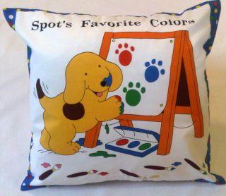 Spot the dog cot bed Junior duvet set + pillow