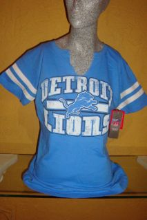 Detroit Lions Women Shirt Size 2XL NWT