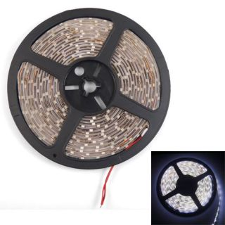 5M 300 LED 3528 Cool White Waterproof Flexible Light Lamp Strip