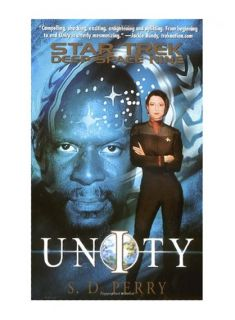 Unity Star Trek Deep Space Nine s D Perry 074349654X