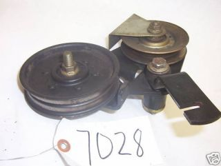 John Deere GT275 Drive Belt Tensioner Pulleys