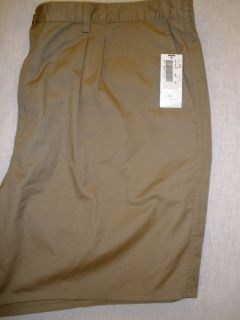 New with Tags David Taylor Shorts Size 50 Cotton Poly Blend 8 Inseam