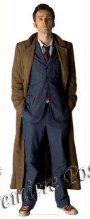 Doctor Who David Tennant Lifesize Cardboard Cutout
