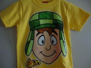 El Chavo Del Ocho 8 Chapulin Colorado Mexico Shirt
