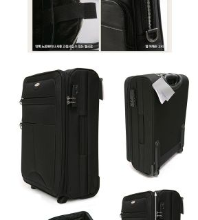 Samsonite Dublin Travel Bag Luggage 21 Briefcase Combo Laptop Bag Set