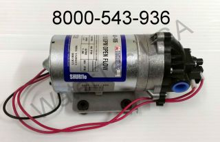 Shurflo 12V Electric RV Water Pump 1 8 GPM 60 PSI Demand Switch 8000