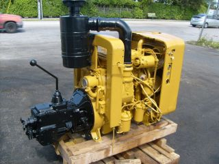 Detroit Diesel GM 353 Diesel Engine Marine Industrial Generators Pump