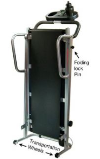 Phoenix Denise Austin 98510 Easy Up Manual Treadmill